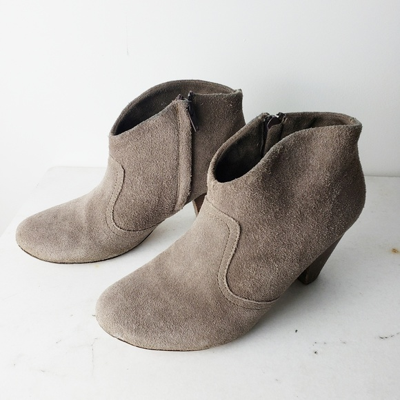 8cf97c5aae5 Steve Madden Suede Ankle Boots Size 7.5